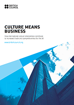 CULTURE-MEANS-BUSINESS
